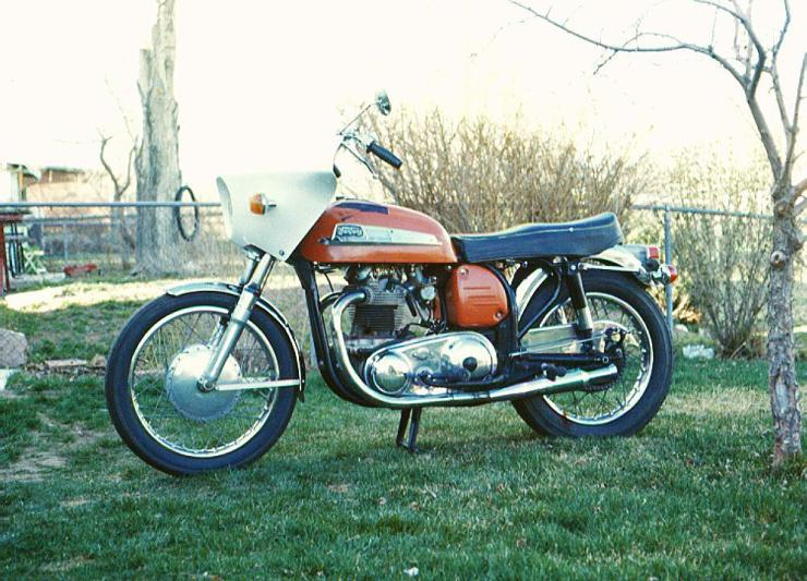 1965 Norton Atlas
